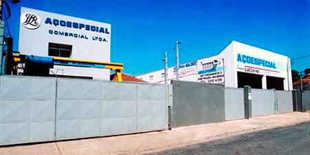 Empresa de Aços Especiais