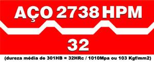 Aço 2738 HPM32