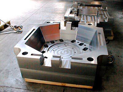 Molde de aço para injeção plástica.php