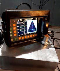 Ultrassom que aumenta a performance de um operador experiente