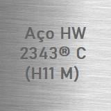 Aço HW 2343® C (H11 M)