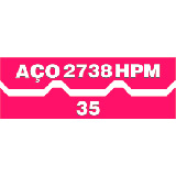 Catálogo Aço 2738 HPM35