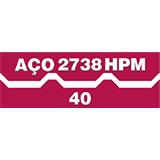 Catálogo Aço 2738 HPM40
